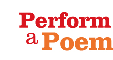 Perform-a-Poem Logo